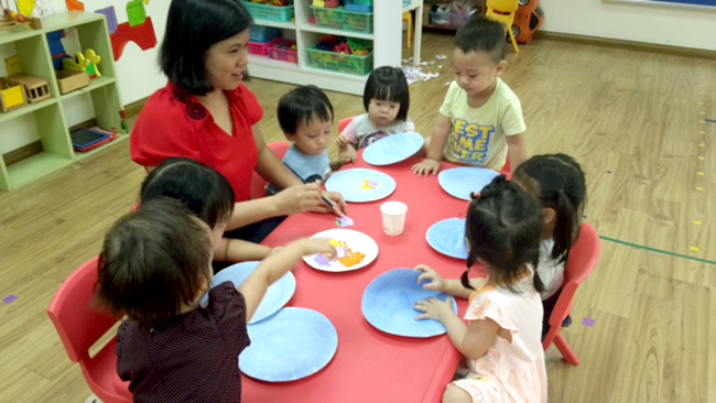 giáo án dạy kỹ năng sống cho trẻ 5 tuổi