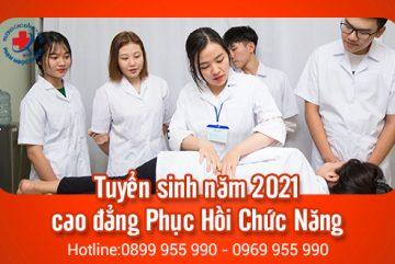 Trường Cao đẳng Y Khoa Phạm Ngọc Thạch tuyển sinh năm 2021